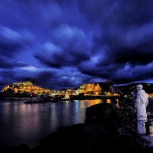 Nocturnal tour of Castelsardo with tasting of typical products