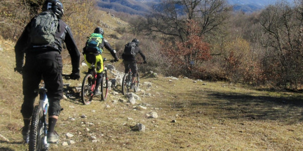 Guided Biking experience in the land of Giacomo Puccini