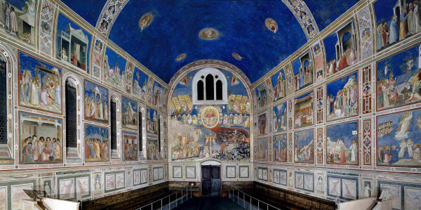 VISIT PADUA AND THE SCROVEGNI CHAPEL