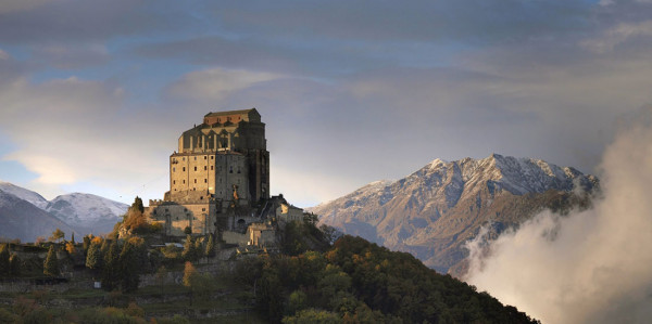 Visit of the Sacra of San Michele