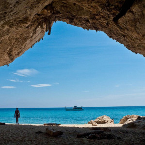 Excursion of the beautiful beach of Cala Luna