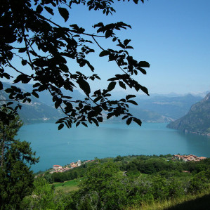 Boat and trekking experience along Monte Isola and the church of Madonna della Ceriola