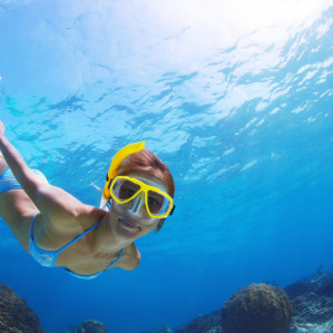 Snorkeling experience in Amalfi