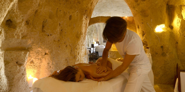 Wellness experience in Matera, the city of stones