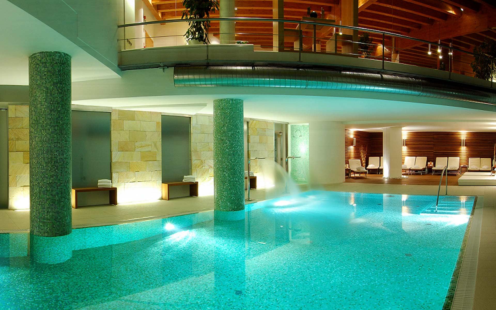 Hotel a Comano Terme: paradiso benessere | Grand Hotel ...