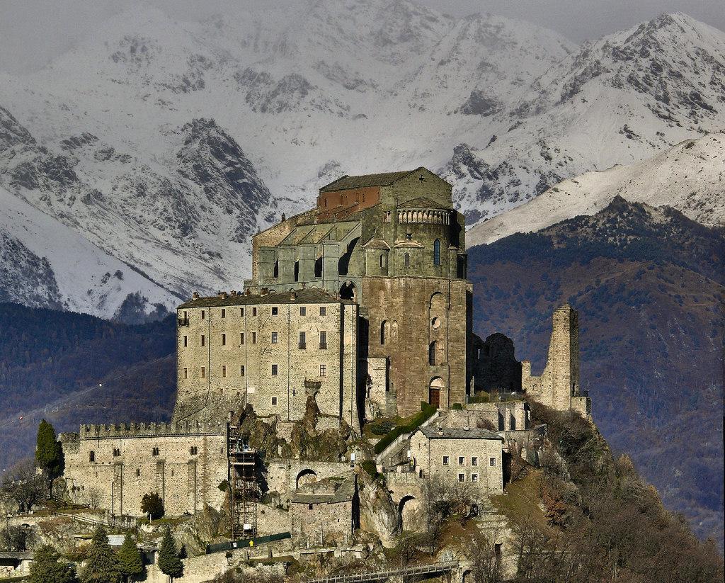 Visit of the Sacra of San Michele | Borghi