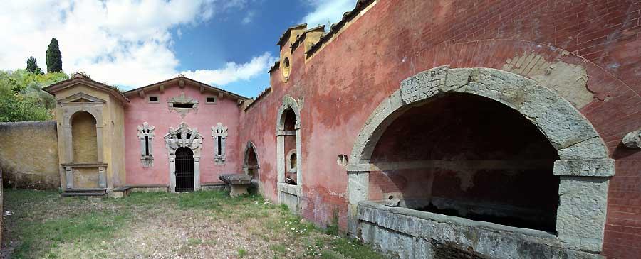 Visit of Grassina   Borghi Italia Tour Network