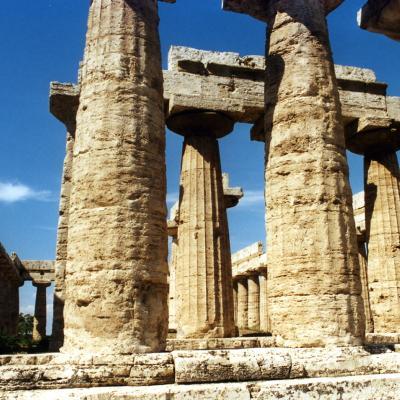 Shore excursion visit of Paestum