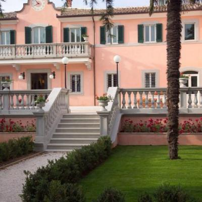 Hotel Villa Zuccari Montefalco