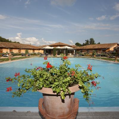 Hotel in Chianti area