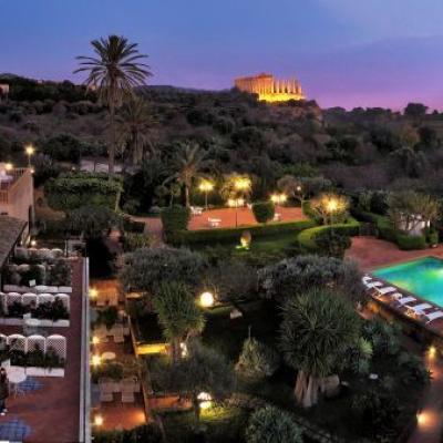 Villa Athena Agrigento Valley of Temples