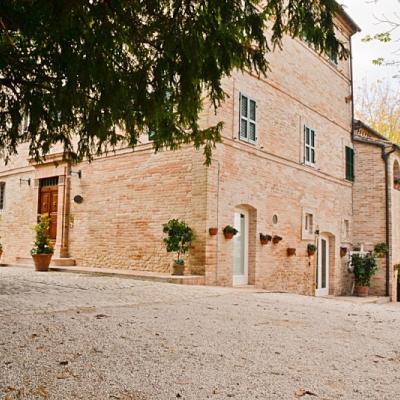 Villa Funari Servigliano Fermo