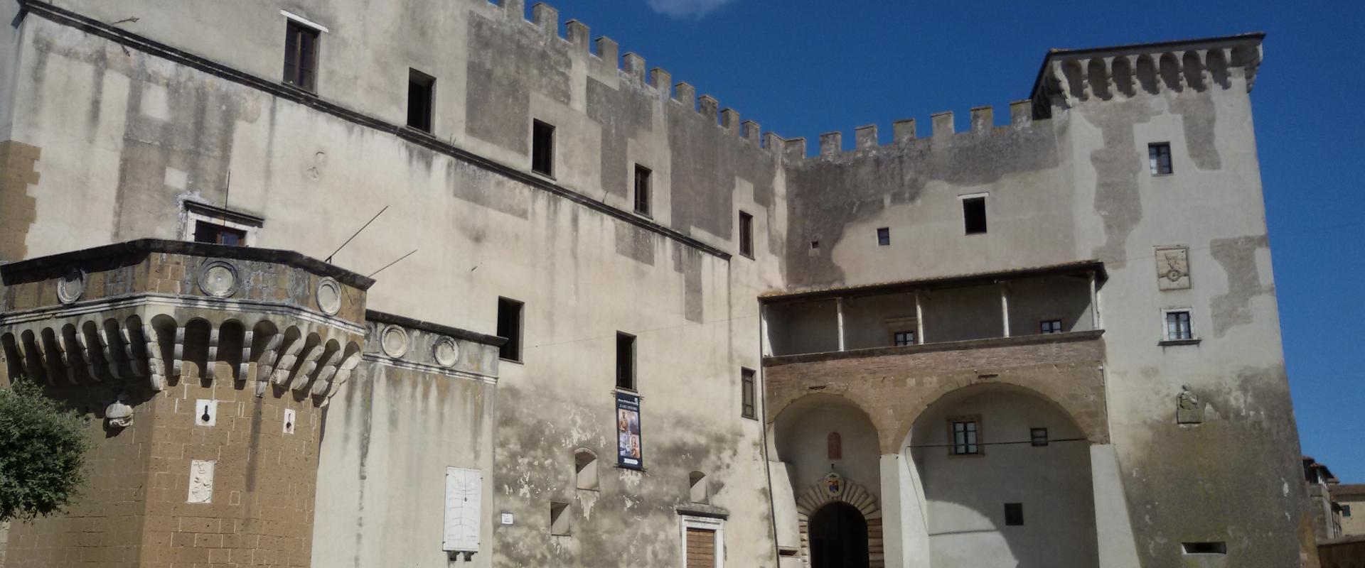 Pitigliano castello orsini