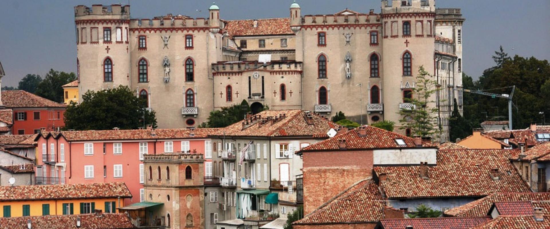 Asti castello di Costigliole