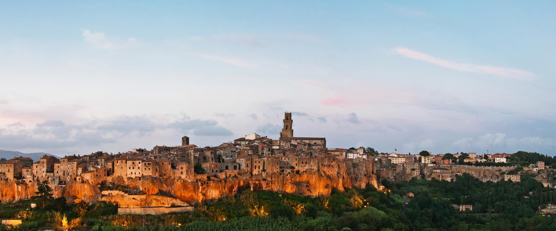 Pitigliano tuscany