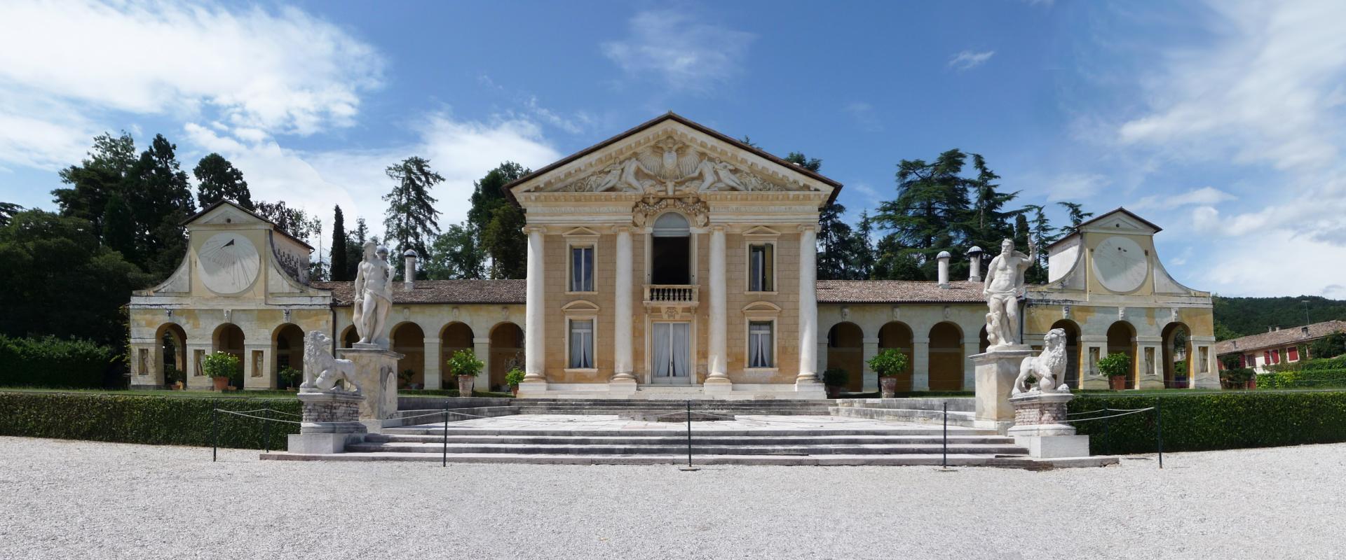 Visit of Asolo and Palladian Villa Barbaro