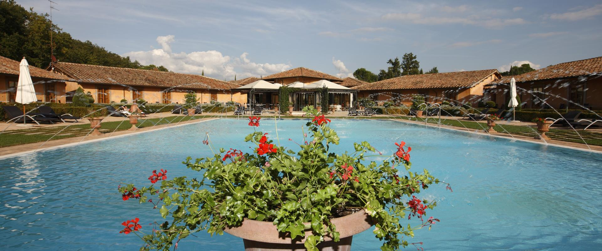 Hotel in Chianti area