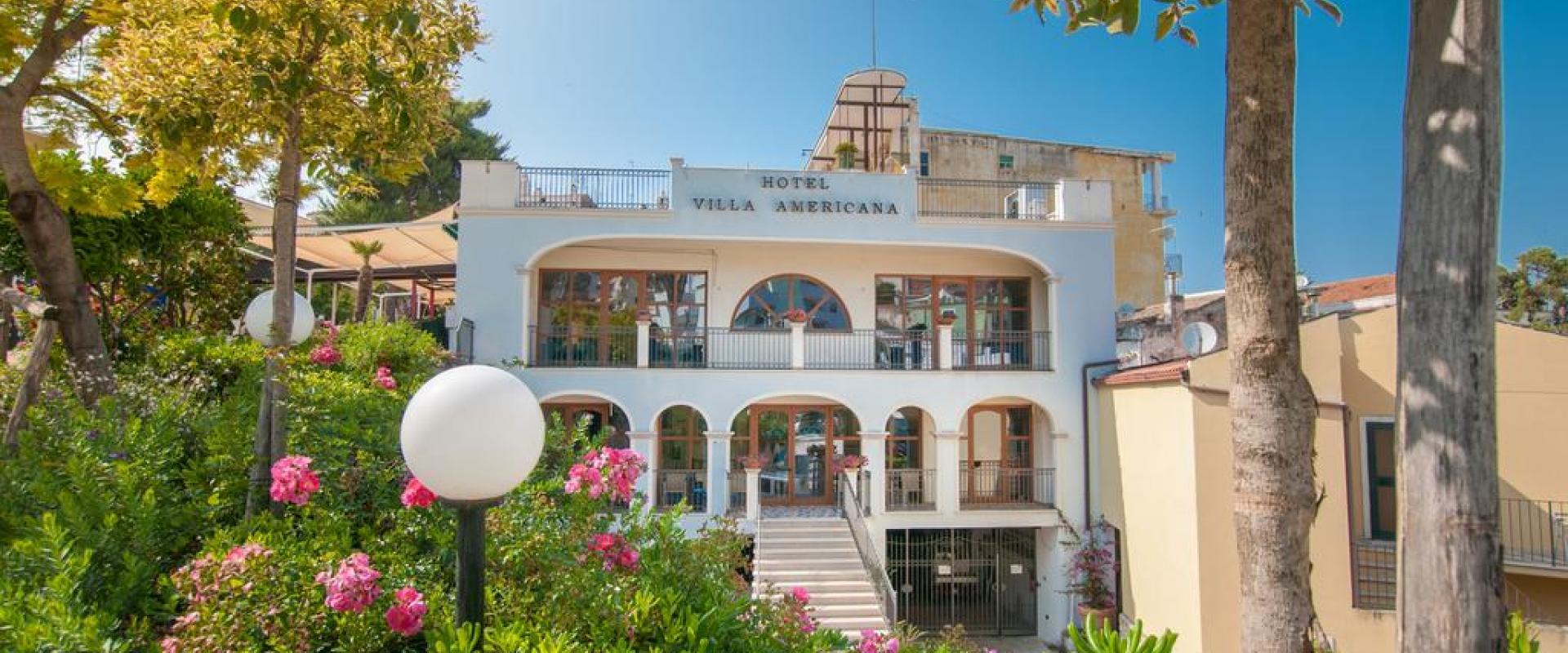 Hotel in Gargano Regional Park area