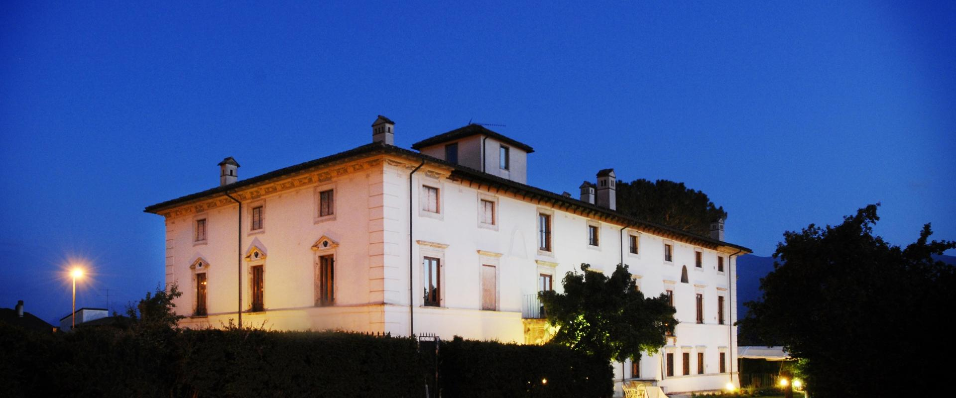 Historical Villa in L' Aquila area