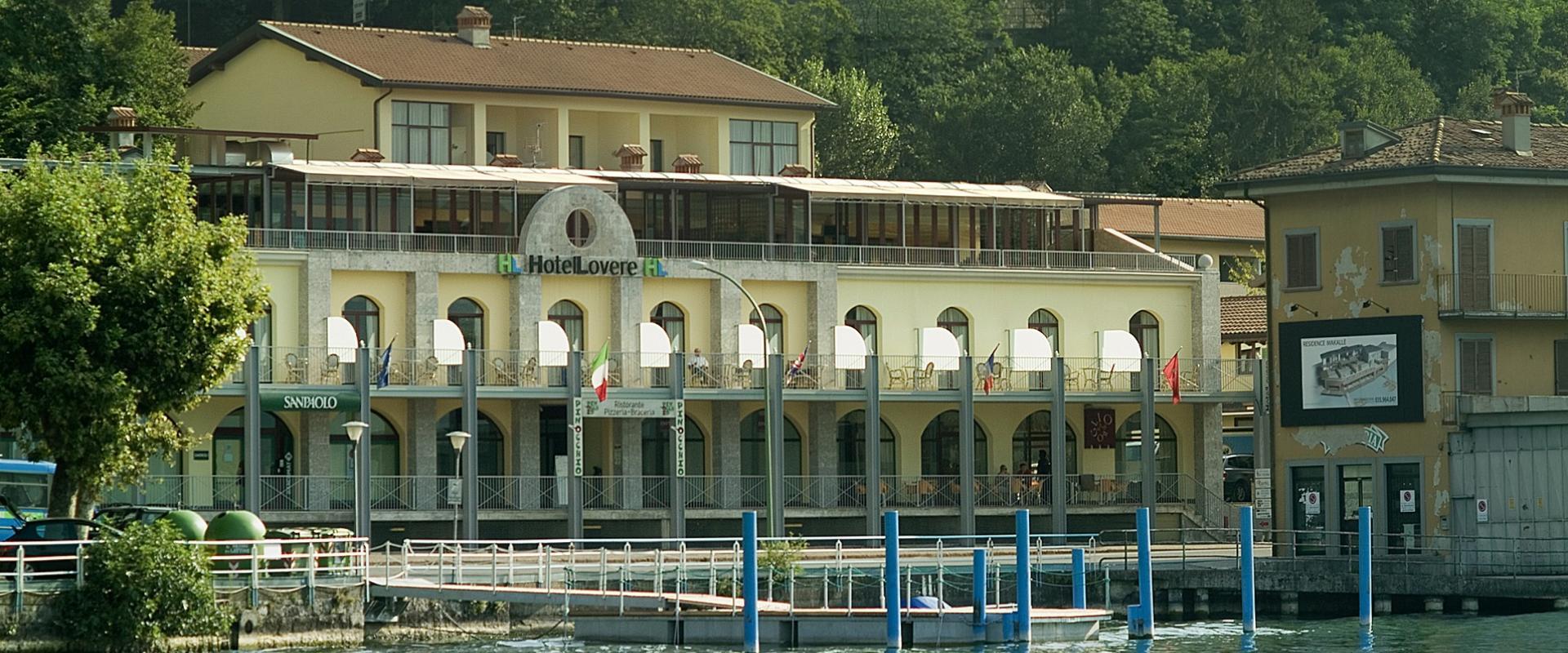 Hotel in Lovere