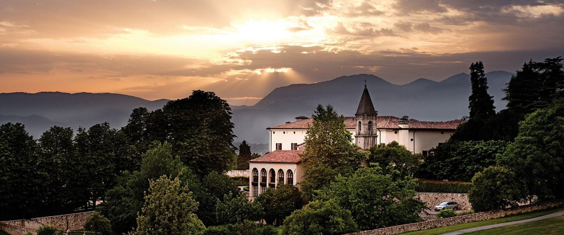 SPA and Golf Resort in Brescia area