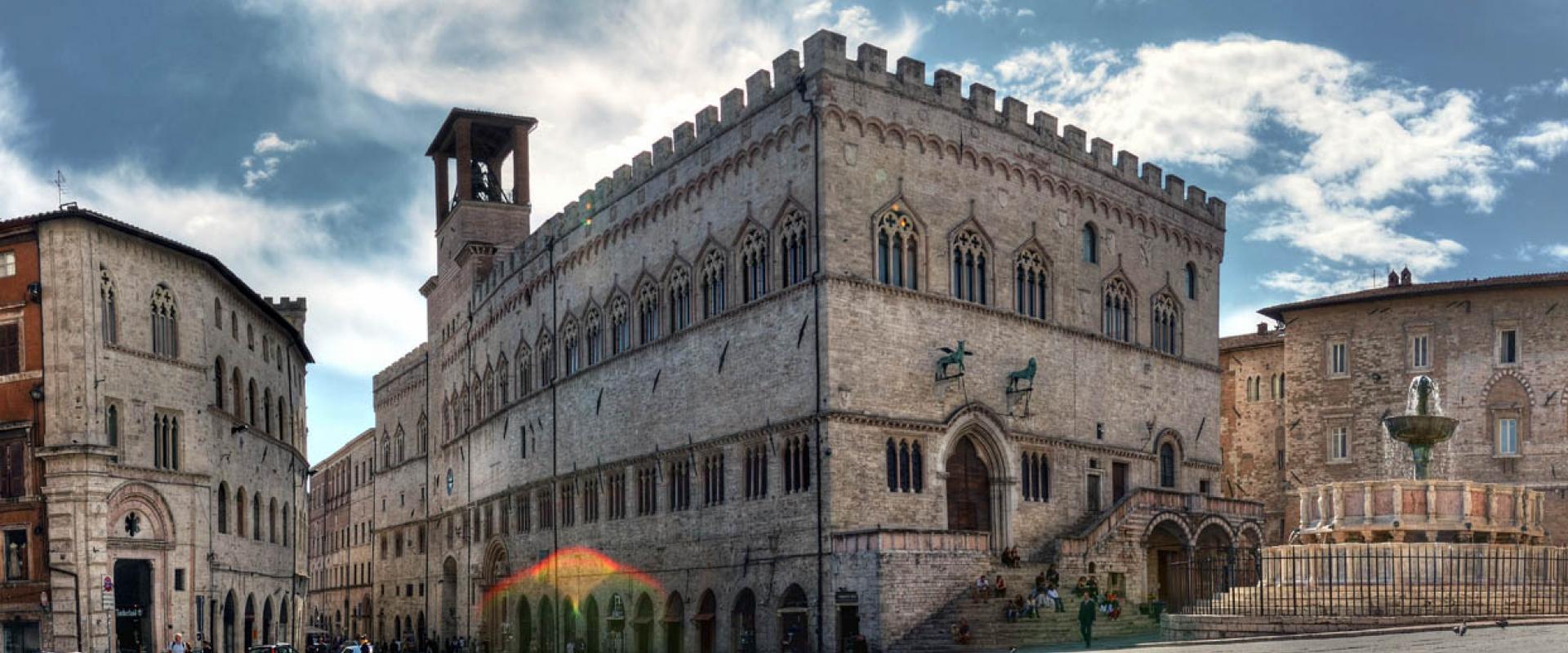 Visit of Perugia