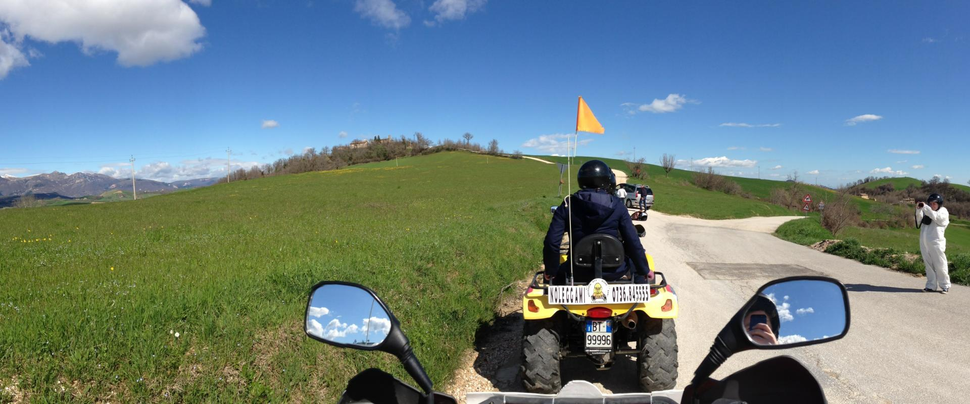 quad in umbria