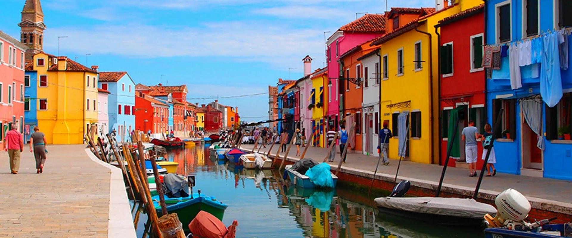 how to get to murano island