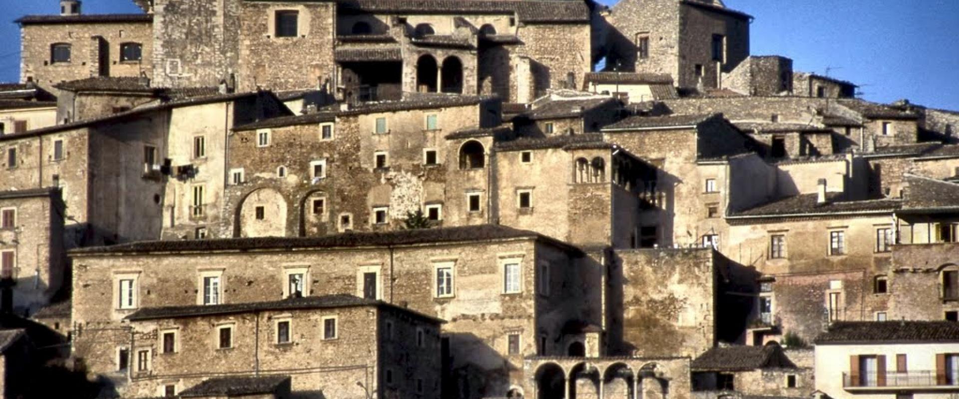 Visit of Navelli Abruzzo