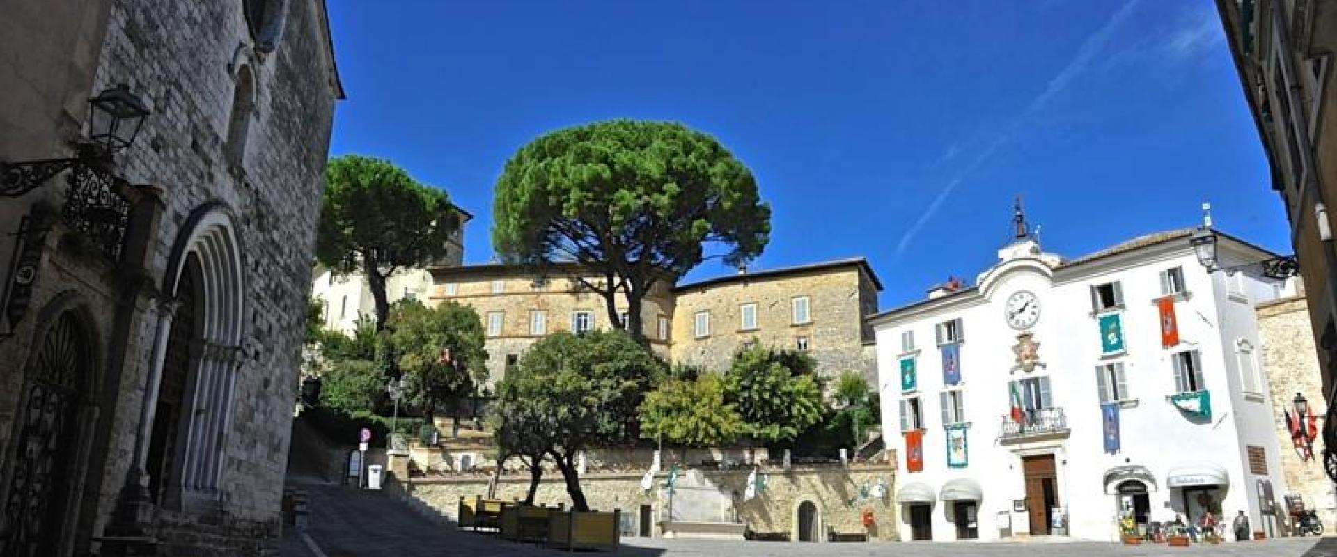 Visit of San Gemini Umbria