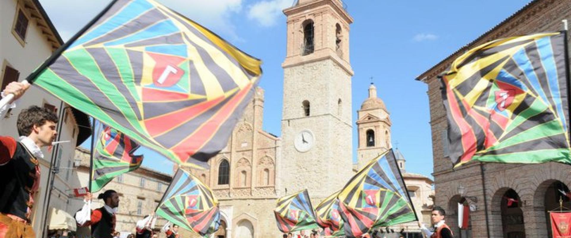 Visit of San Ginesio Marche