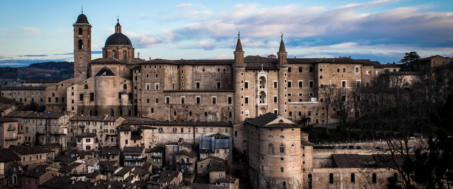 Visit of Urbino