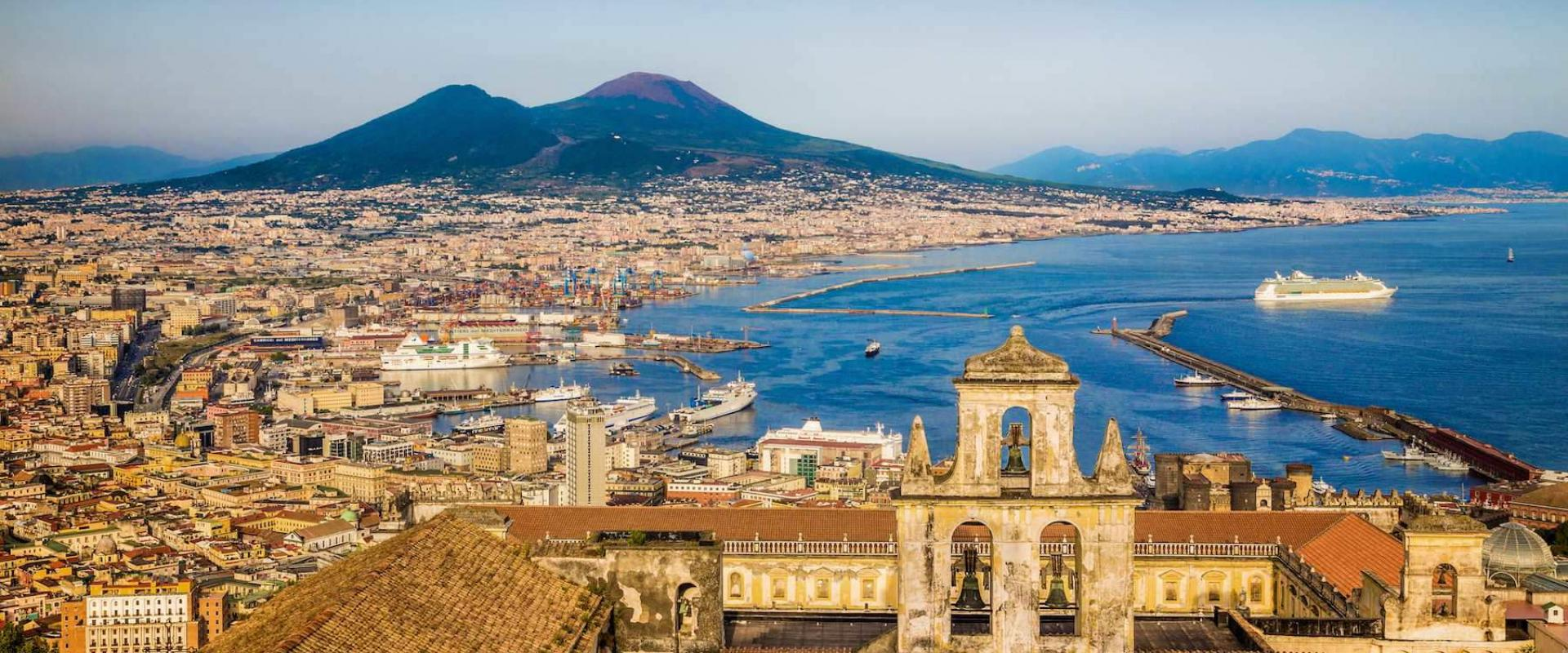 Visit of Naples