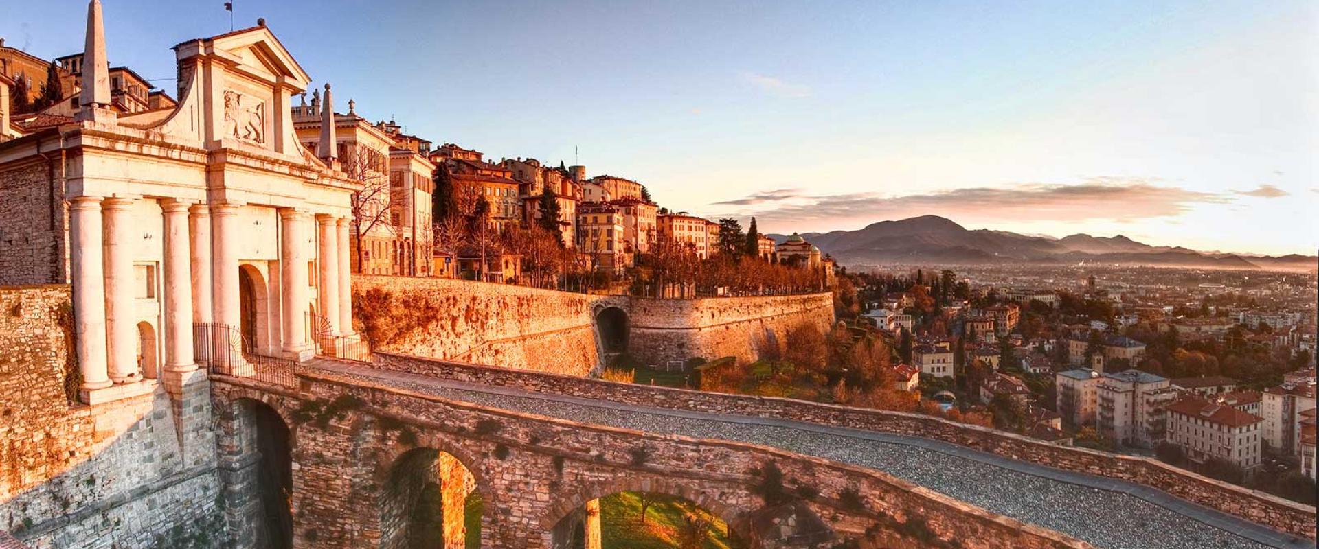 Guided tour of Bergamo