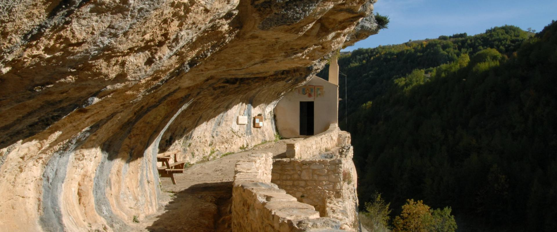 Excursion among the ancient monastry of Majella National Park and lunch