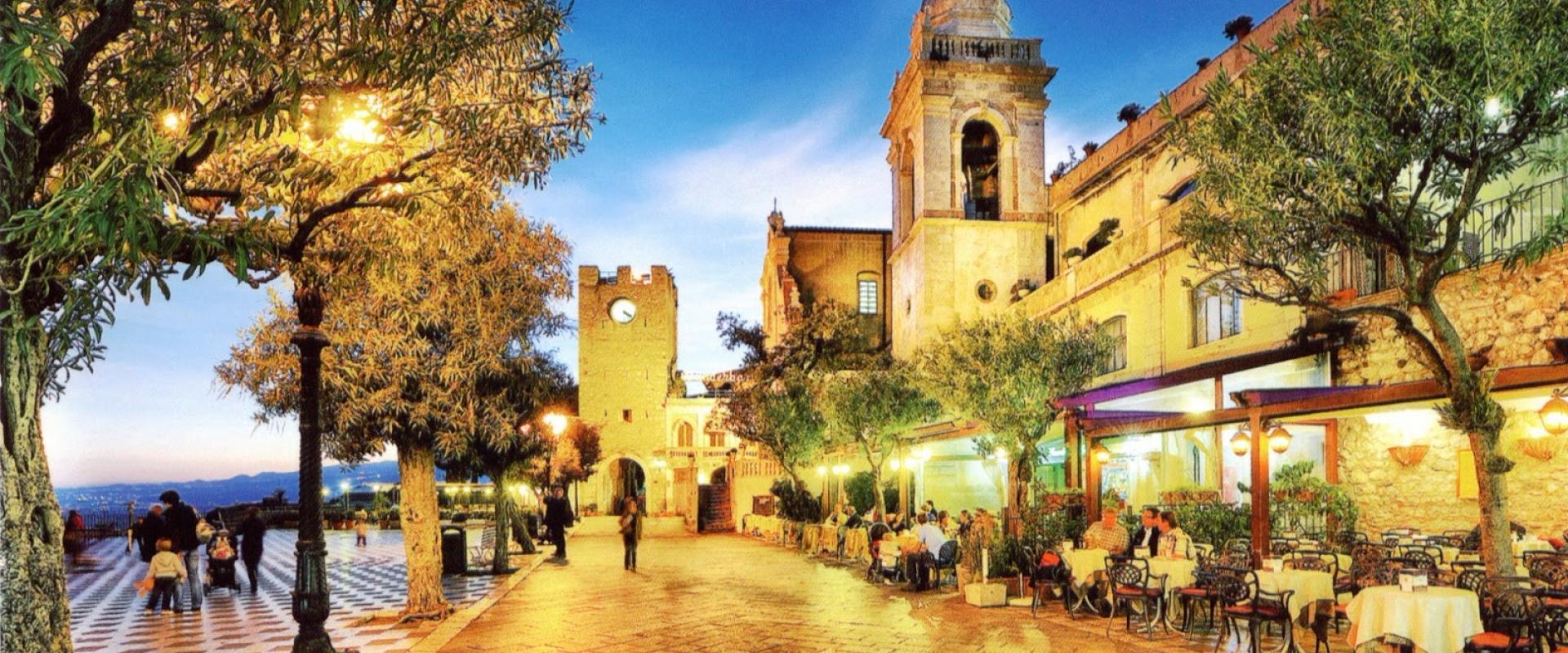 Visit of Taormina