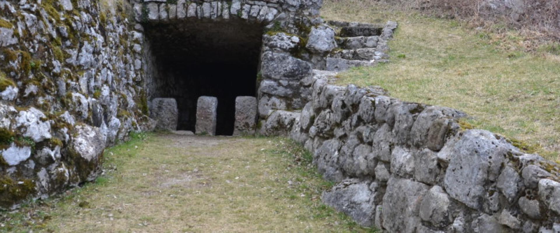 Cavedine archeological tour