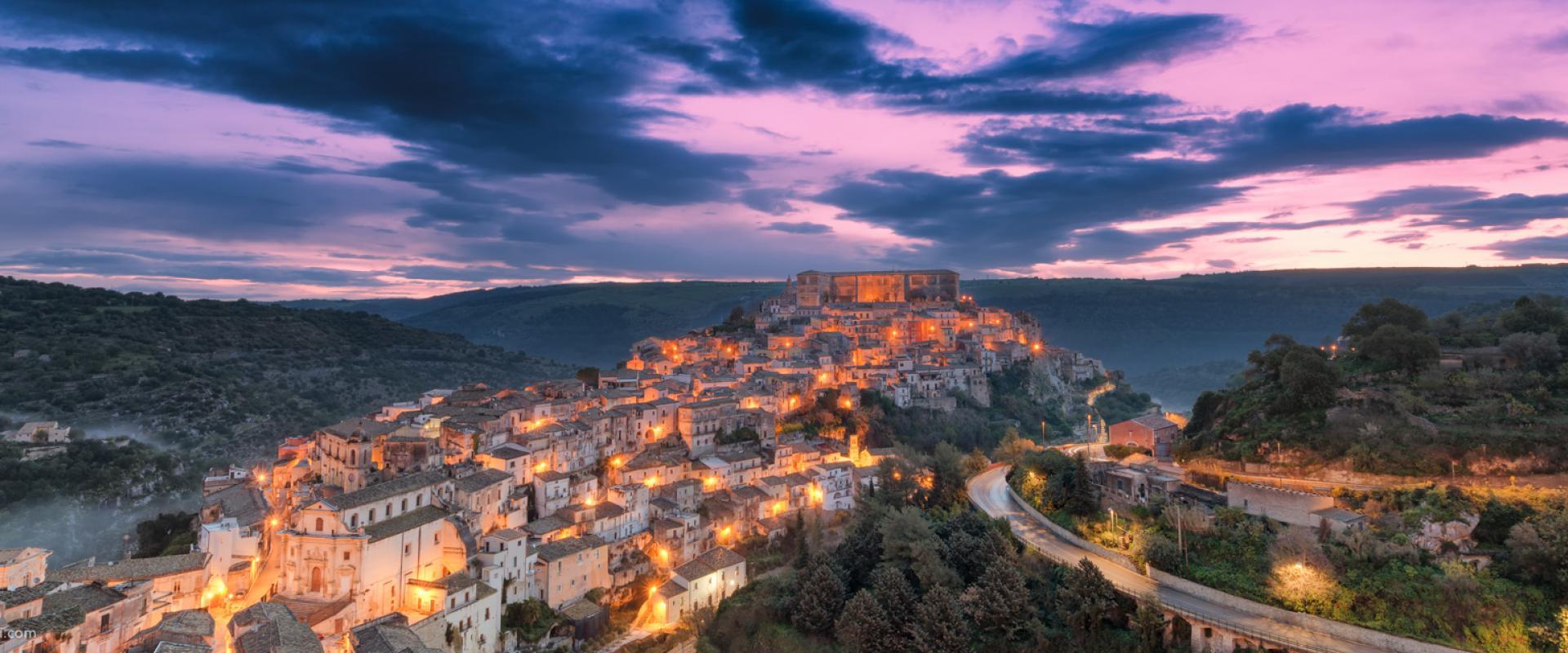 Visit of Ragusa Ibla