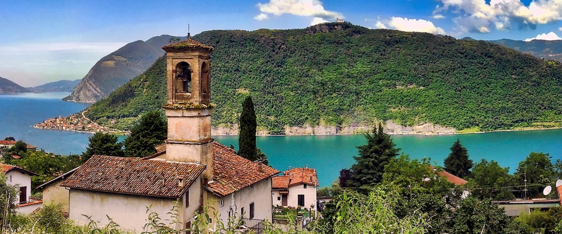 Visit of monte Isola