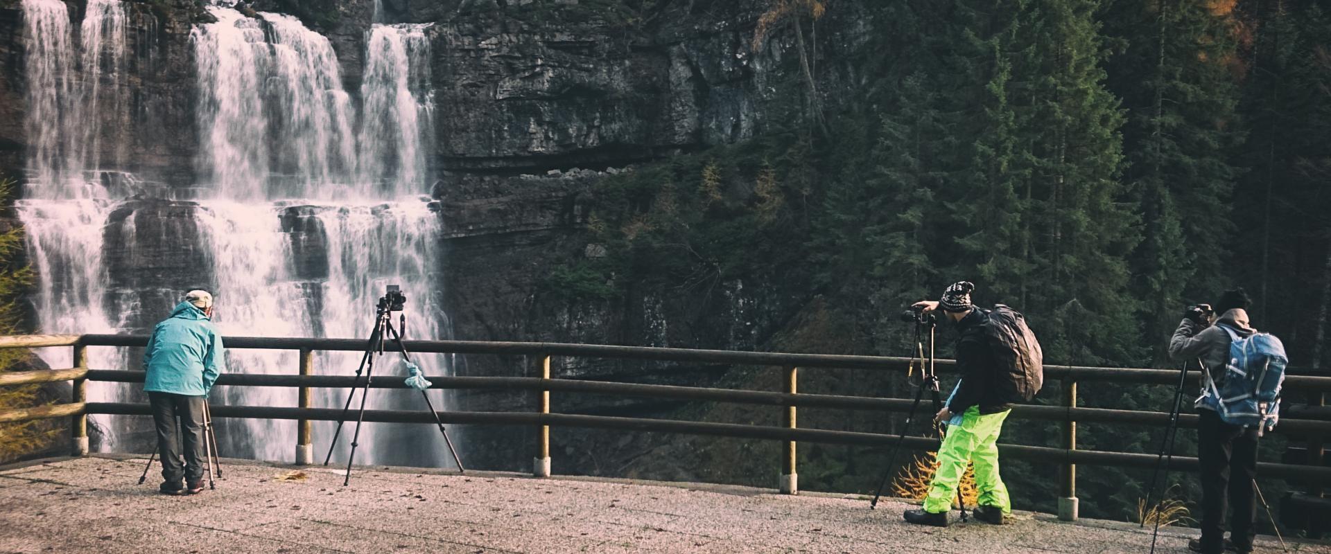 Vallesinella waterfalls escursion