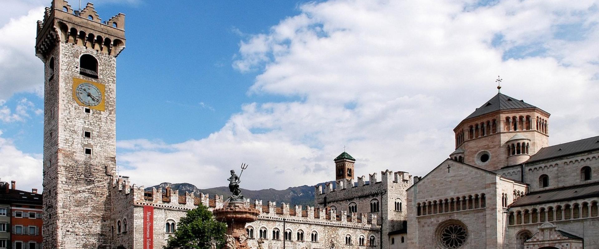 Visit of Trento