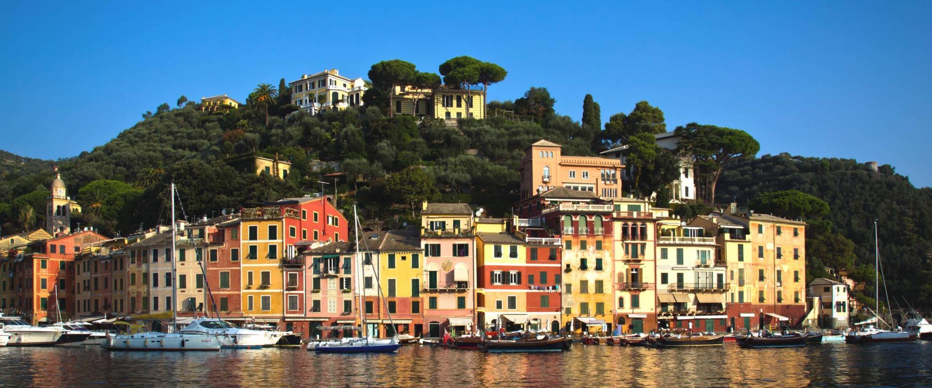 Visit of Portofino Liguria