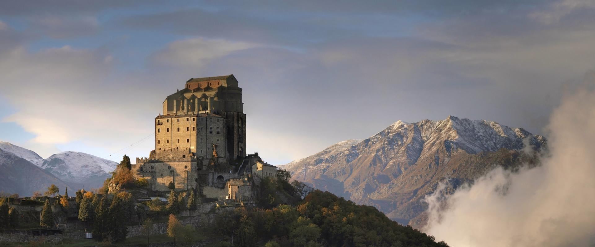 Visit of the Sacra of San Michele | Borghi