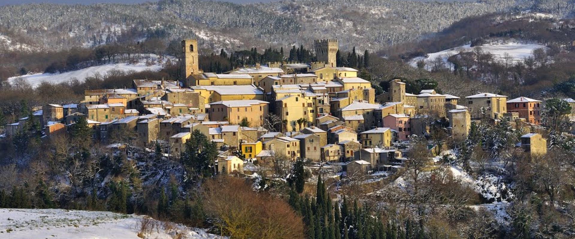 Visit of San Casciano dei Bagni | Borghi Italia Tour Network