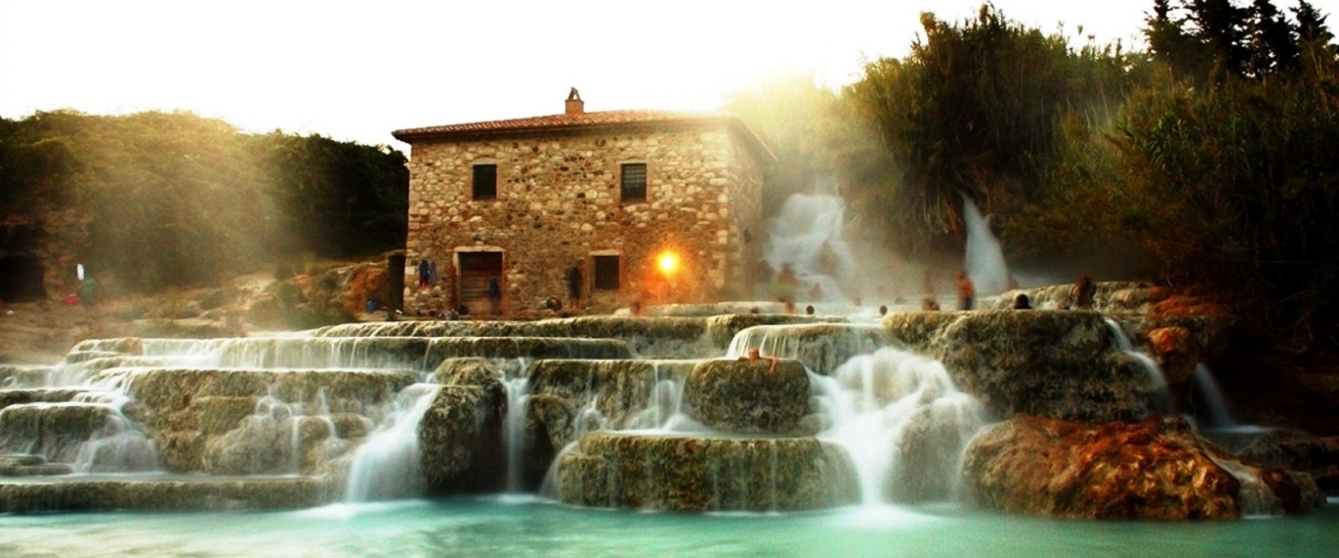 Visit of Saturni Tuscany