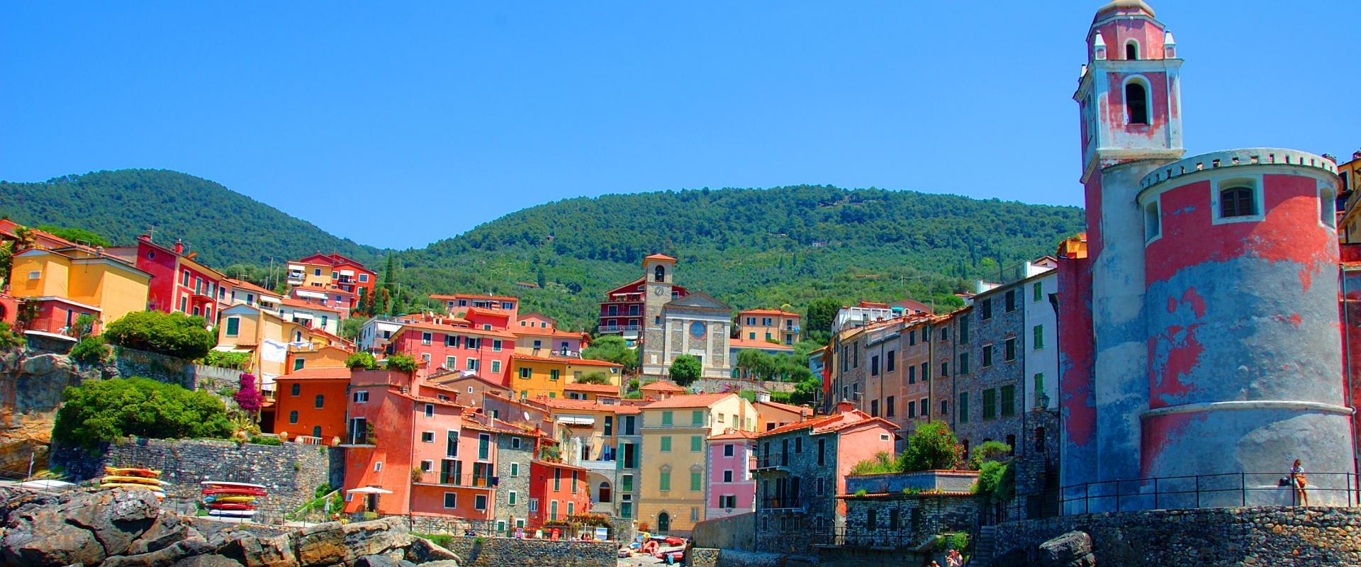Visit of Tellaro Liguria