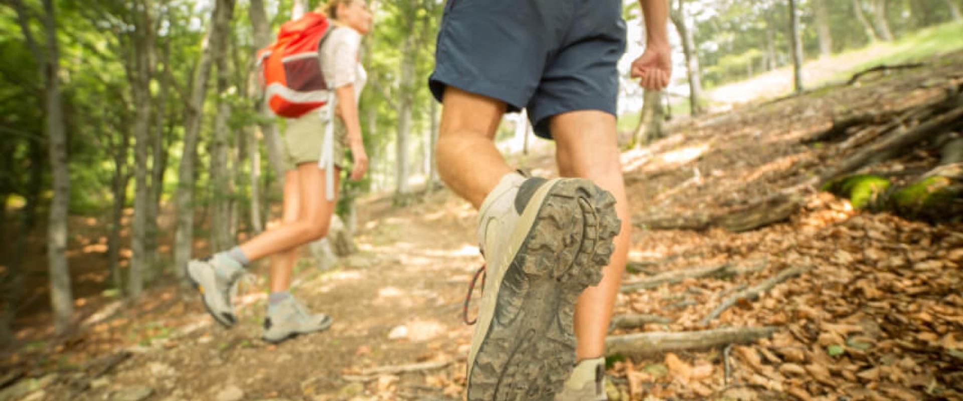 Trekking trails in Ostuni area