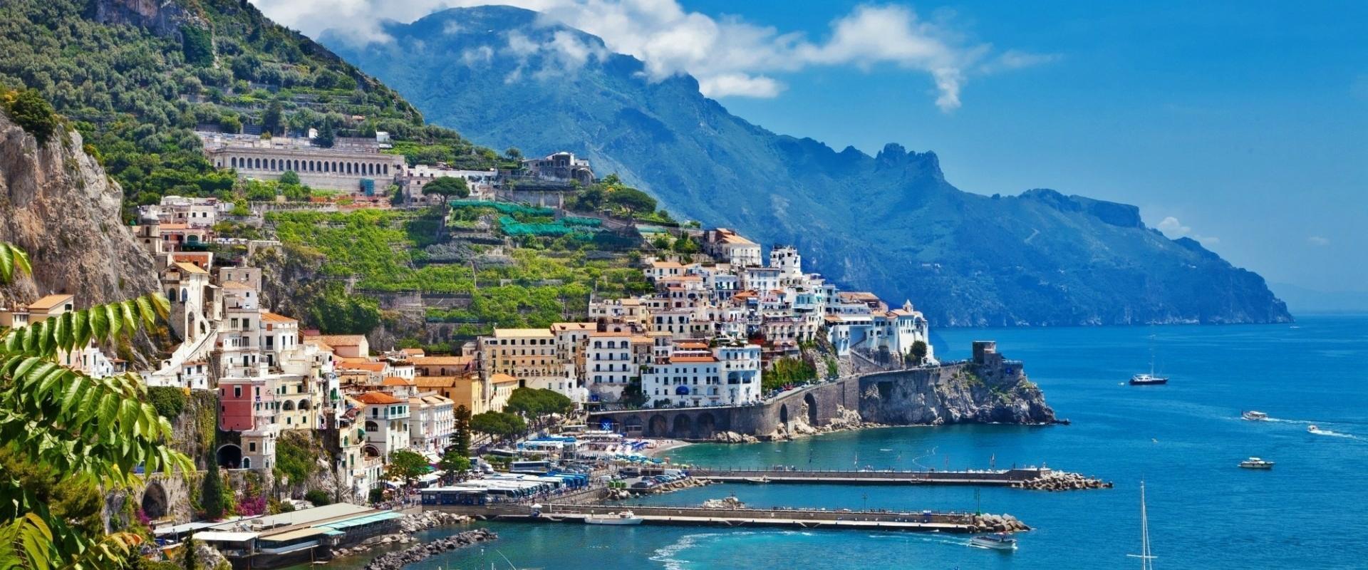 Visit of Amalfi