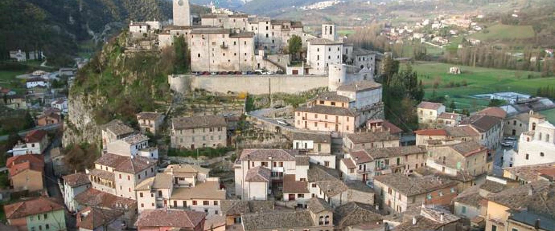 Viist of Arrone Umbria