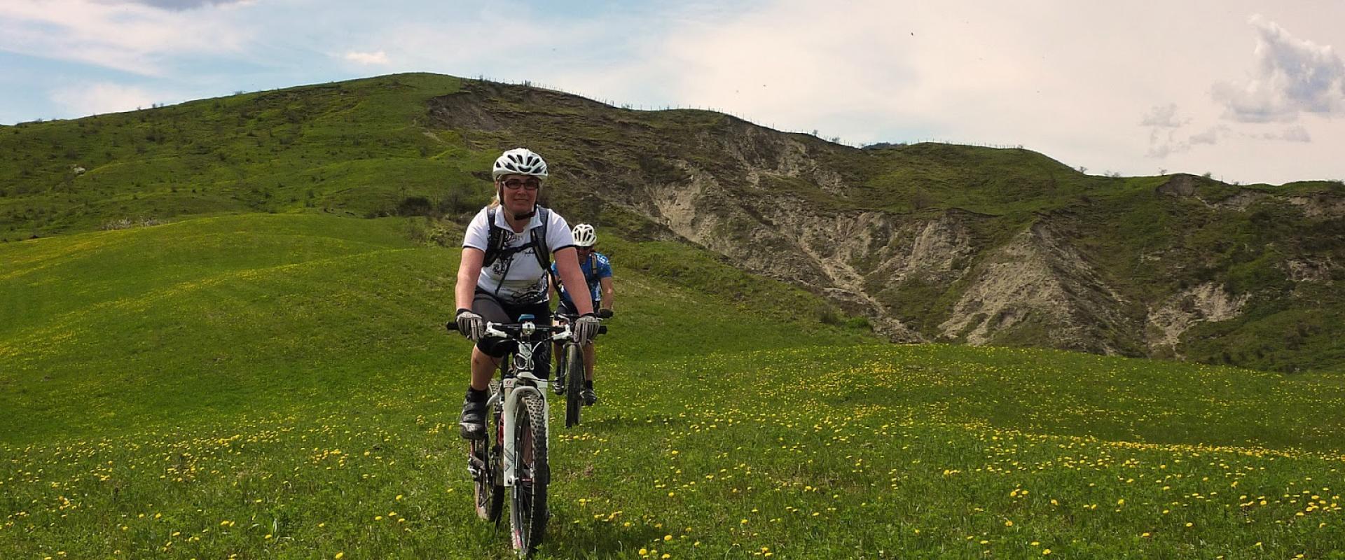 Mountain bike experience in Umbria